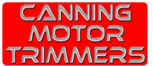 Canning Motor Trimmers